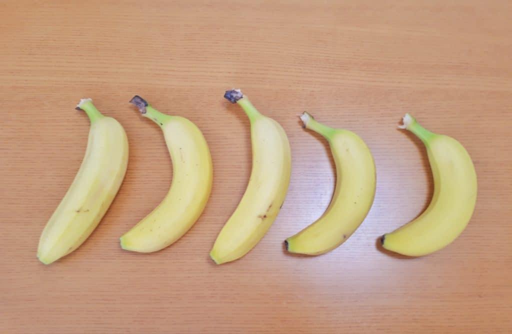 バナナ 保存
