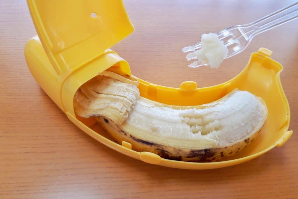 バナナケース お出かけ