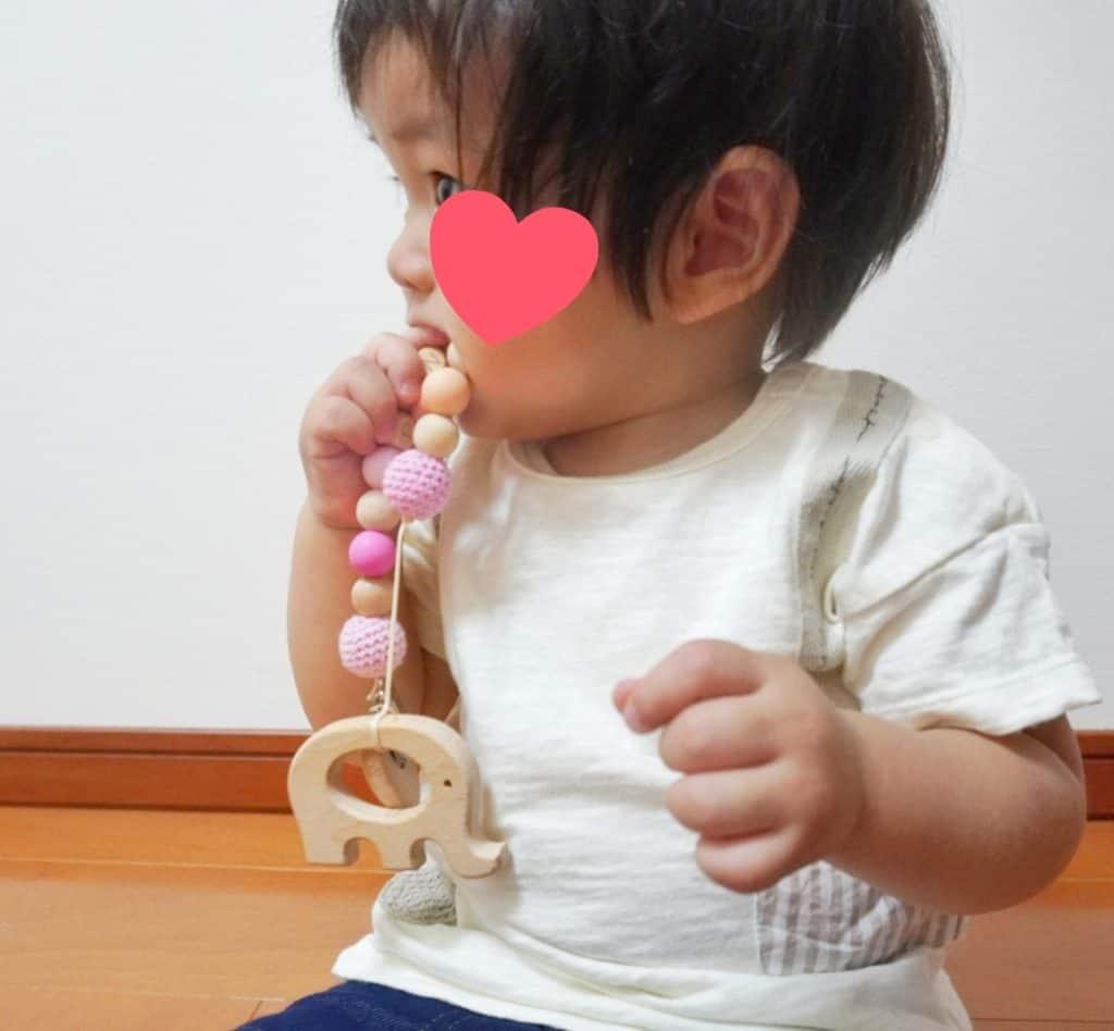 Para Bebe おもちゃホルダー