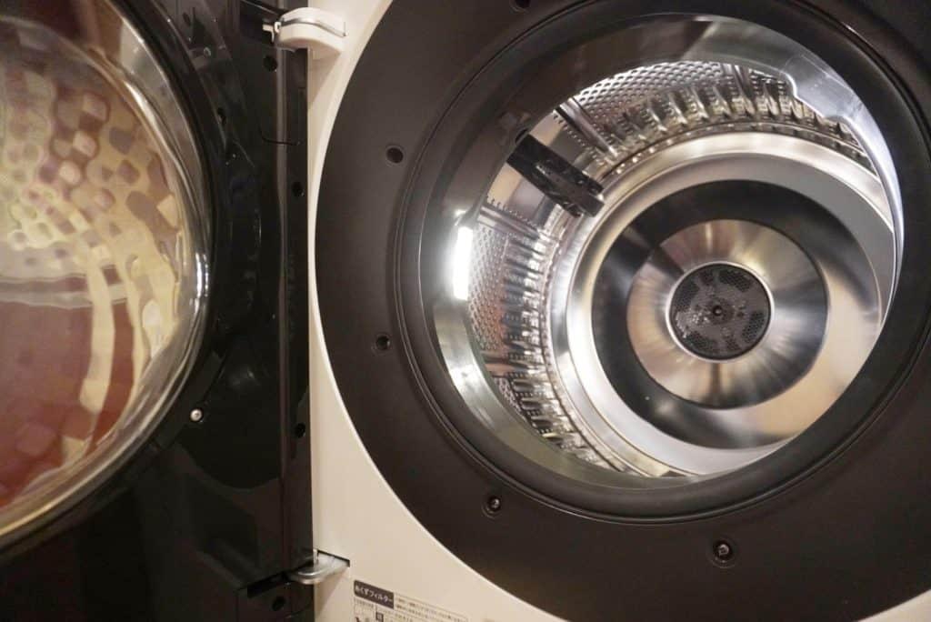 シャープ ドラム式洗濯機 ES-W112