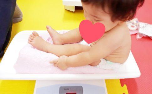 赤ちゃん スケール
