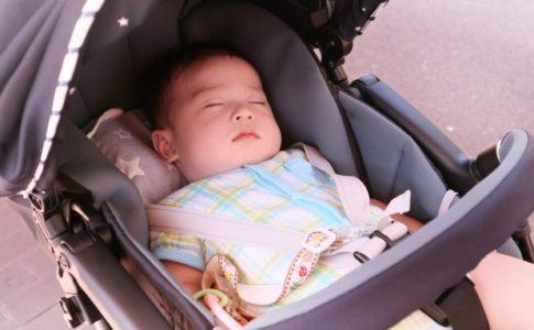 ベビーカー 赤ちゃん