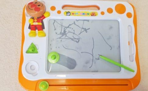 アンパンマン 天才脳らくがき教室 1歳半