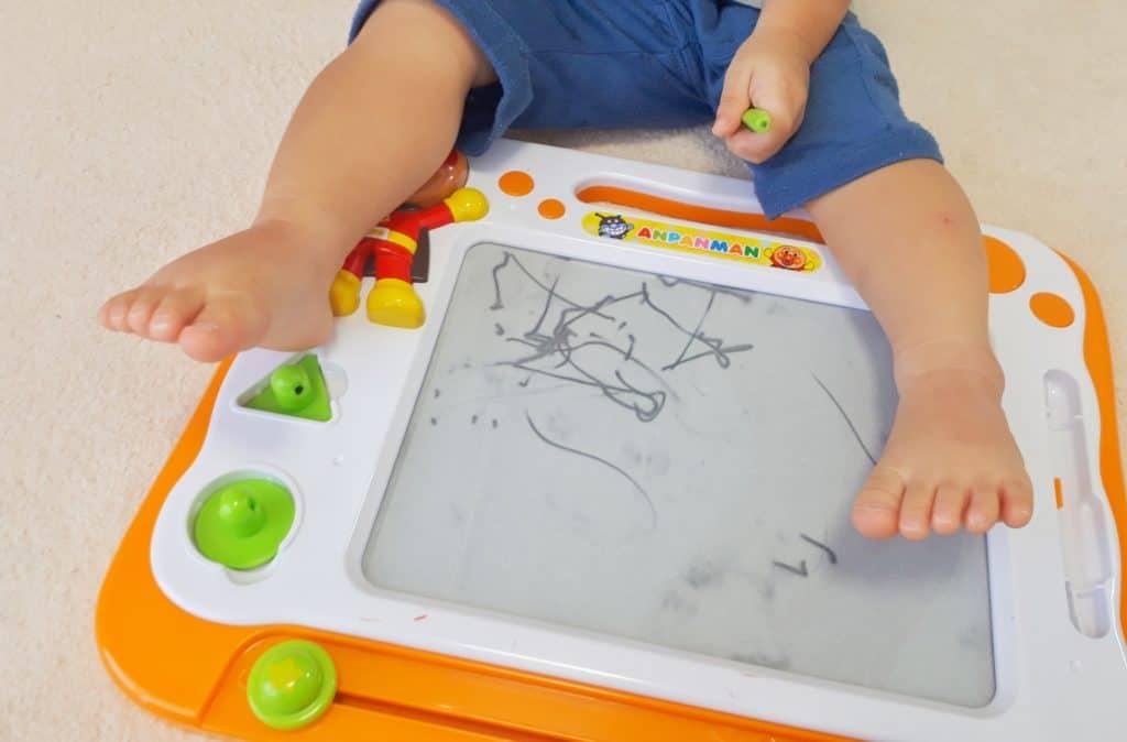 アンパンマン 天才脳らくがき教室 1歳児