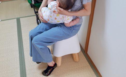 ララコチェア 寝かしつけ椅子